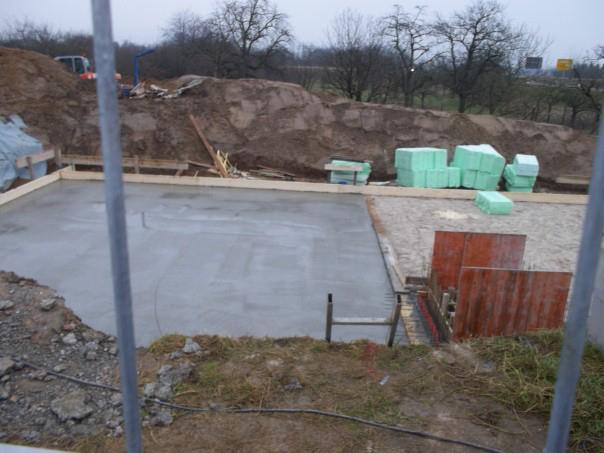 Bild: Baubeginn